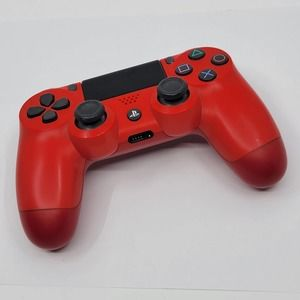 PS4 Sony CUH-ZCT2U Wireless Controller for Playstation 4 - Red